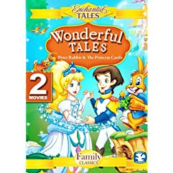 Wonderful Tales (2 Disc Set) - Princess Castle, The New Adventures of Peter Rabbit