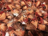 100 Individually Wrapped Traditional Fortune Cookies