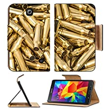 buy Msd Premium Samsung Galaxy Tab 4 7.0 Inch Flip Pu Leather Wallet Case Abstract Of Pile Empty Bullet Shells With Details Image Id 23921426