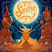 The Sandman: The Story of Sanderson Mansnoozie (The Guardians of Childhood) by William Joyce cover image