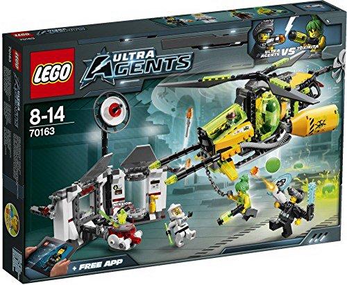 Lego Ultra Agents 70163 Toxikitas Angriff auf das Labor, 1Stück