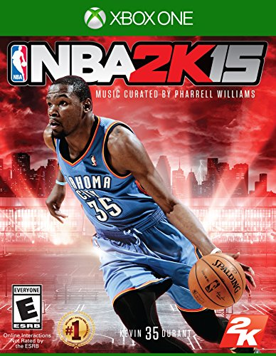 Nba 2K15 - Xbox One back-251689