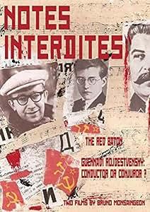 Notes Interdites [DVD Video]