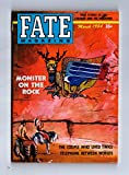 img - for Fate Magazine - True Stories of the Strange and Unknown /March, 1954. Monster on the Rock, Reincarnation, Poly-lingual Medium, Telepathy, Haunted Bed, Nandi Bear-Africa's Unknown Beast, Ghost Voice of Giovanni Sigismondi, Psychokinesis, Poltergeist book / textbook / text book