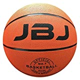 JBJ Outdoor Official Size #7 Rubber Basketball