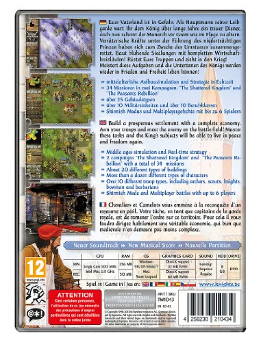 Knights and Merchants Gold Edition 2012 galerija