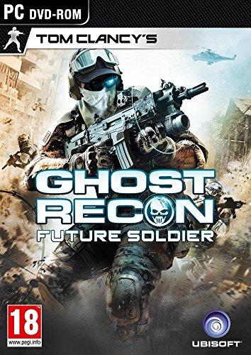 Ghost Recon : Future Soldier [Edizione: Francia]