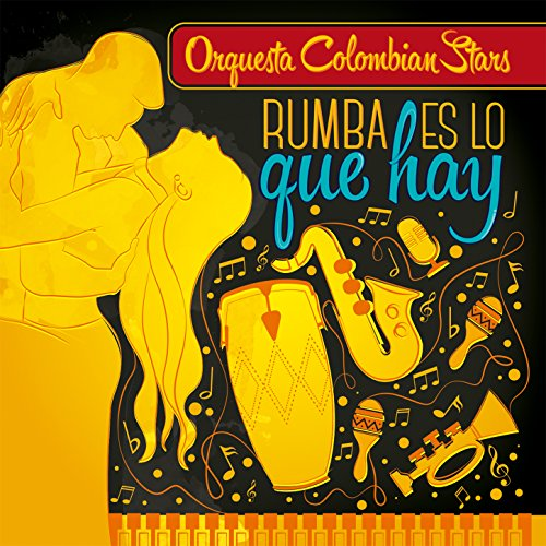 Secreto Entre Dos No Es Secreto - Orquesta Colombian Stars