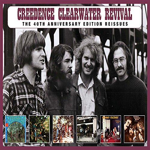 Creedence Clearwater Revival - Green River (2008 40th Anniversary Edition) - Zortam Music