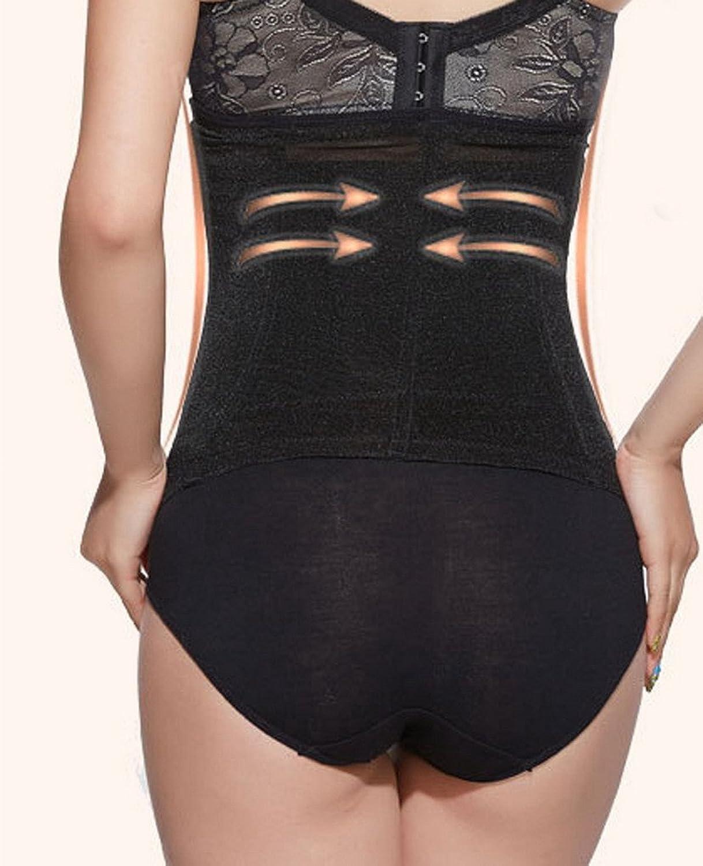 Aivtalk Damen Push up Tummy Control Unterhose Unterwäsche körperformer Schwarz jetzt kaufen