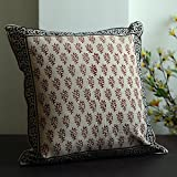 Block Print Cotton Cushion Cover(Set Of 5) - B00UIT6LWO