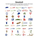 Provo Craft� Cricut� Solutions Cartidge - Baseball