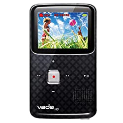 Creative 3rd Generation Vado HD Pocket Video Camera (Black)
