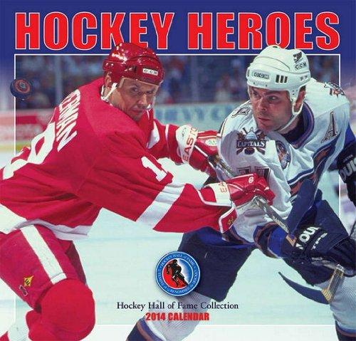 Hockey Heroes 2014 Calendar
