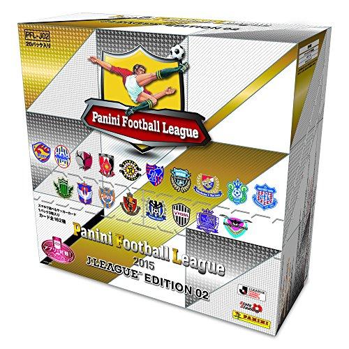 PANINI FOOTBALL LEAGUE 2015 J.LEAGUE TM EDITION 02 ��PFL-J02��(BOX)