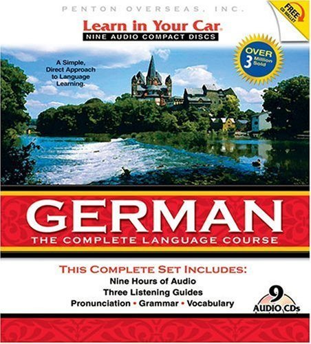 Learn in Your Car German: The Complete Language Course [With GuidebookWith Free CD Wallet] (German Edition) by Raymond, Henry N. published by Penton Overseas Audio CD