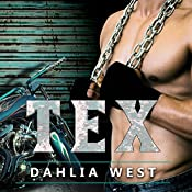 Tex: Burnout Series, Book 2 | Dahlia West