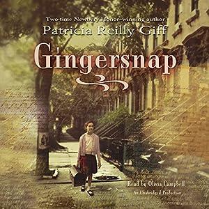 Gingersnap Audiobook