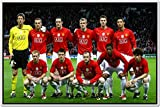 Shopolica Manchester United FC Poster (Manchester-United-FC-Poster-1474)