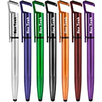7-Pack Ace Teah BC32864 4-in-1 Stylus Pen with Phone Stand and Screen Wipe