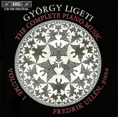György Ligeti - Oeuvres pour piano 61kJw3taEbL