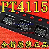 Cailiaoxindong 10pcs/lot PT4115B89E SOT89-5 PT4115 SOT SMD in Stock