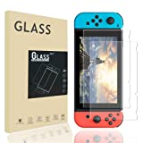 Tempered Glass Screen Protector for Nintendo Switch 2018 (2-Pack)