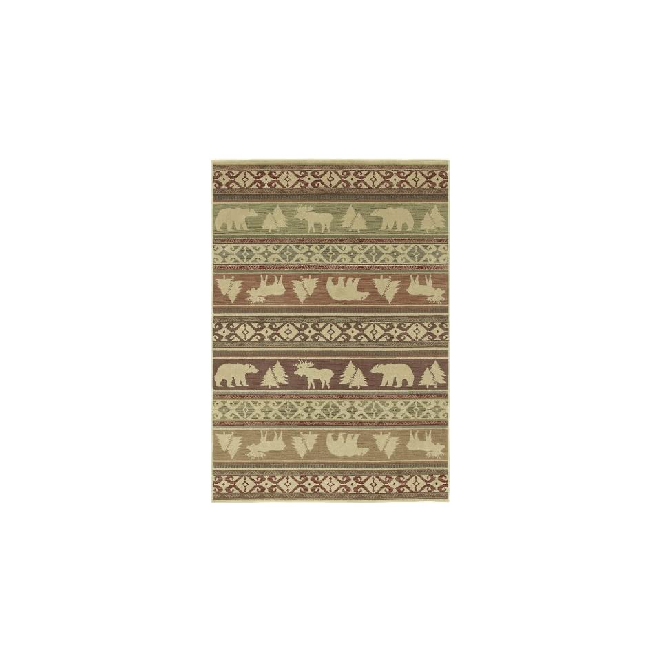 Canyon Trail Light Multi Rug Size 310 x 56 Rectangle