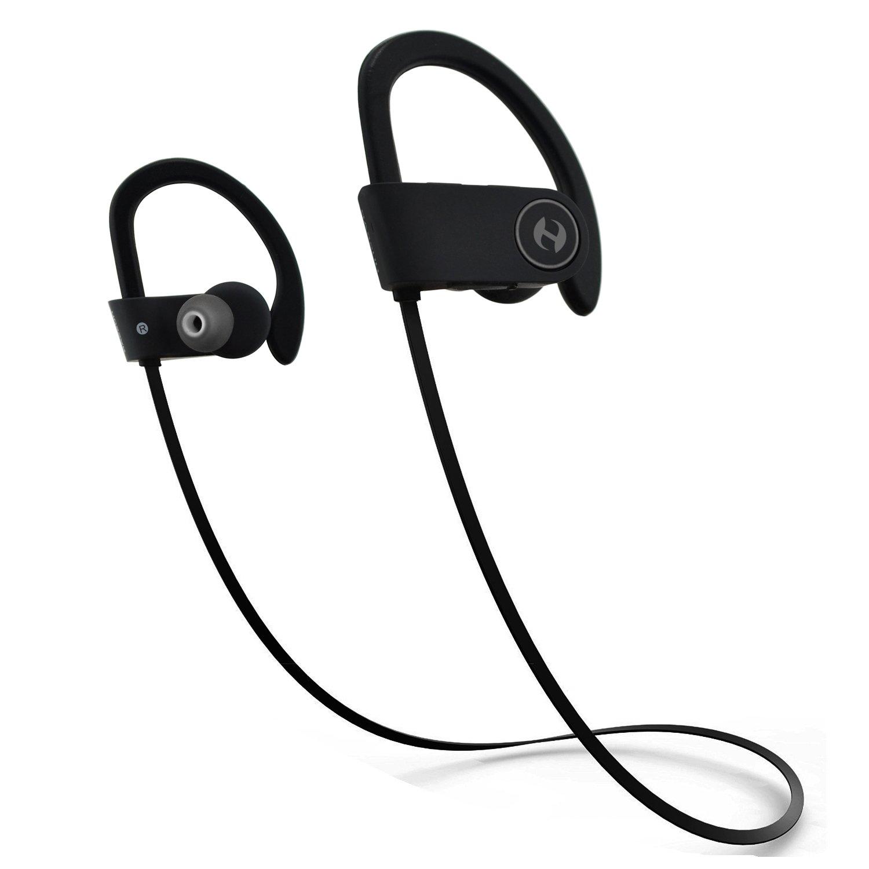 Bluetooth Headphones, Hussar Magicbuds Best Wireless Sports Earphones