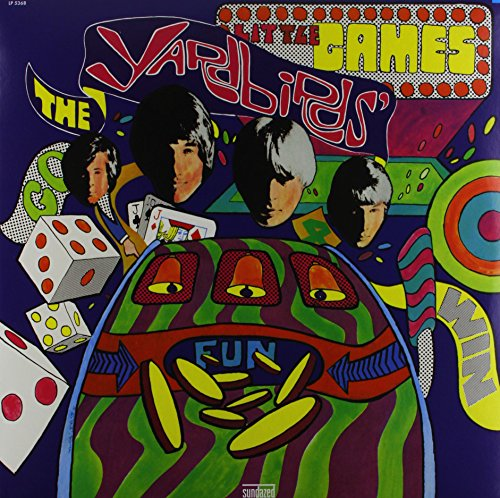 The Yardbirds - Little Games (Mono Edition) - Zortam Music