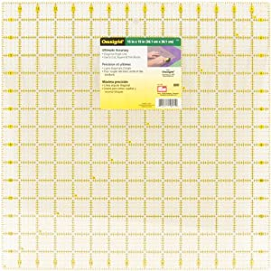 Omnigrid 15-Inch-by-15-Inch Quilter's Square