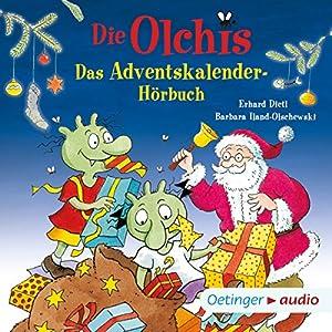 Das Adventskalender-Hörbuch (Die Olchis) Hörbuch