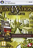 Sid Meier's Civilization IV: Complete (PC DVD)