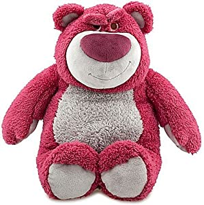 Disney Pixar Toy Story 3 Exclusive 15 Inch Deluxe Plush Figure Lots O Lotso Huggin Bear from Disney Store