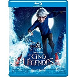 Cinq legendes (les) - blu ray combo [Blu-ray]