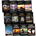 Terry Goodkind Sword of Truth 12 Books Collection Set RRP: �110.88