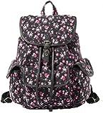 Kenox Casual Canvas Travel School College Backpack/bookbags/daypack for Teenage Girls/students/women