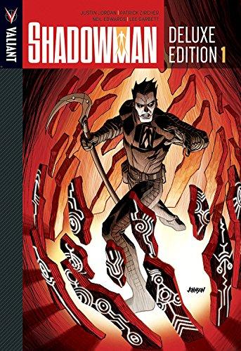 Shadowman Deluxe Edition Book 1 HC (Shadowman DLX Hc)