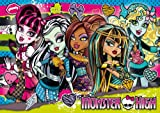 Jigsaw Puzzle - 500 Pieces - Monster High : With the Girls