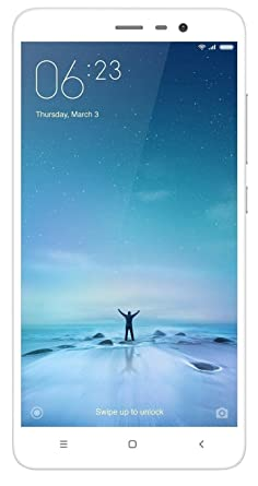 Xiaomi Redmi Note 3  Silver, 16  GB  available at Amazon for Rs.9999
