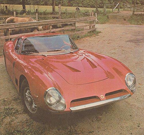 1966-bizzarrini-sport-5300-gt-strada-vintage-color-photo-print-clipping-nice-