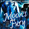 Moon's Fury Audiobook by C.T. Adams, Kathy Clamp Narrated by Adam Epstein