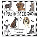 img - for 4 Paws in the Classroom book / textbook / text book