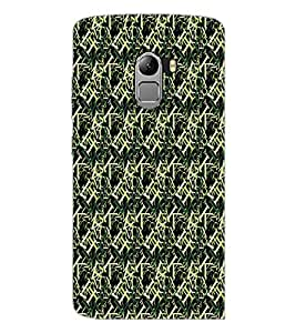 PrintDhaba Typography D-6079 Back Case Cover for LENOVO K4 NOTE A7010a48 (Multi-Coloured)