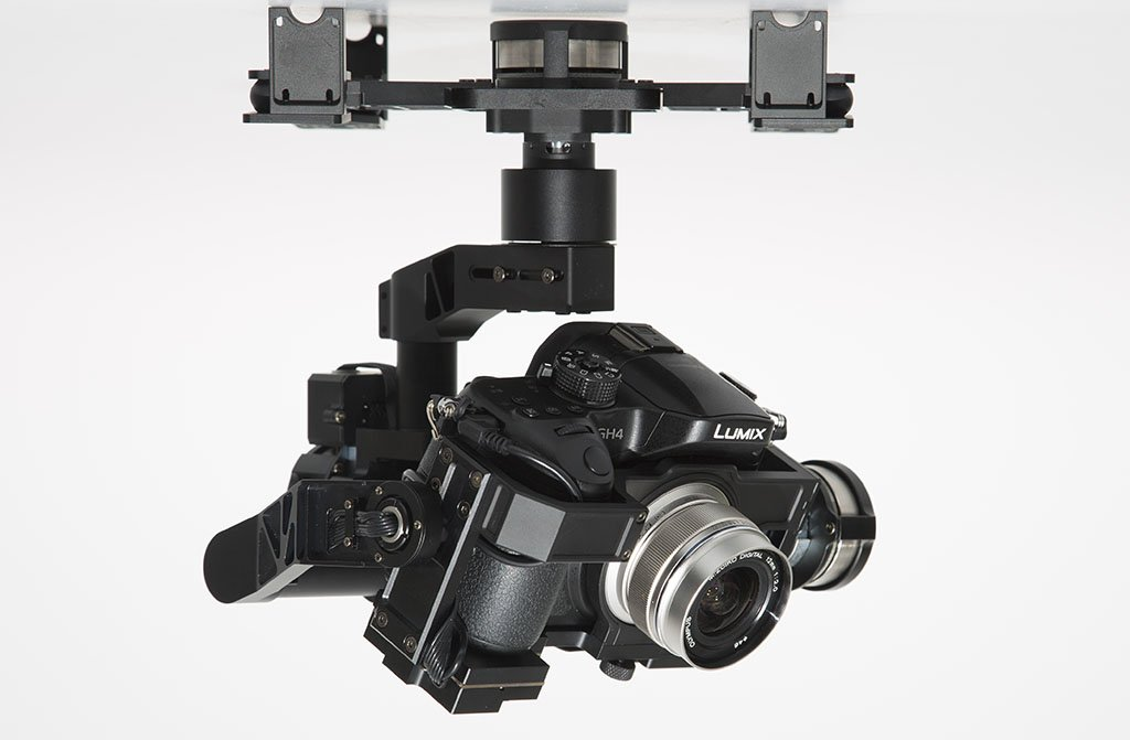 DJI Zenmuse Z15-gh4 3-axis Brushless Gimbal System