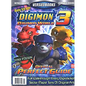 PSP - Digimon World 3 [ITA] TNT Village