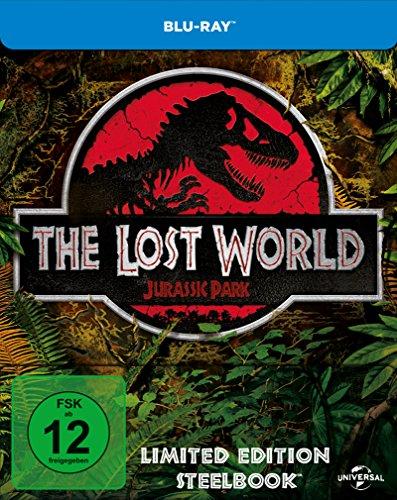 Jurassic Park 2 - Vergessene Welt - Steelbook [Blu-ray] [Limited Edition]