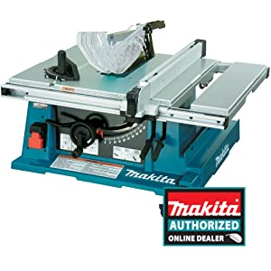 Makita 2705 Contractor Table Saw, 15 Amp, 10-Inch
