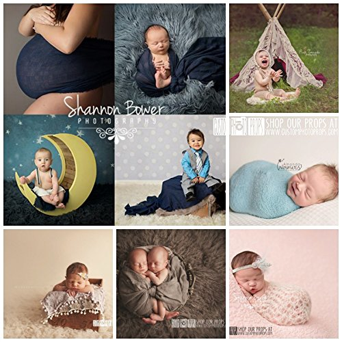 Buy 10 Sale Mix And Match Newborn Wraps, Newborn Baby Wrap Photography Props (Swaddling Videos) Newborn Photography Props, Baby Props