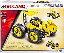 Comprar Mecano - joven - 6026699, juego de construcción, la razón: cargadores frontales, 65 PC.